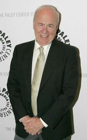 "Actor Tim Conway arrives at the American Masters premiere, ""Carol Burnett: A Woman of Character"" in Beverly Hills, Calif., Thursday, Oct. 25, 2007.  (AP Photo/Gus Ruelas) Photo: Gus Ruelas / A-Ruelas"