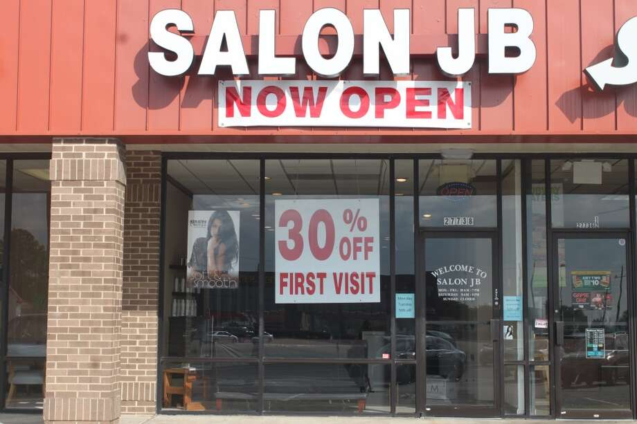 Salon JB, Tomball Parkway Plaza, northeast corner of Tomball Parkway and Theis Lane in Tomball  (Brixmor Property Group)