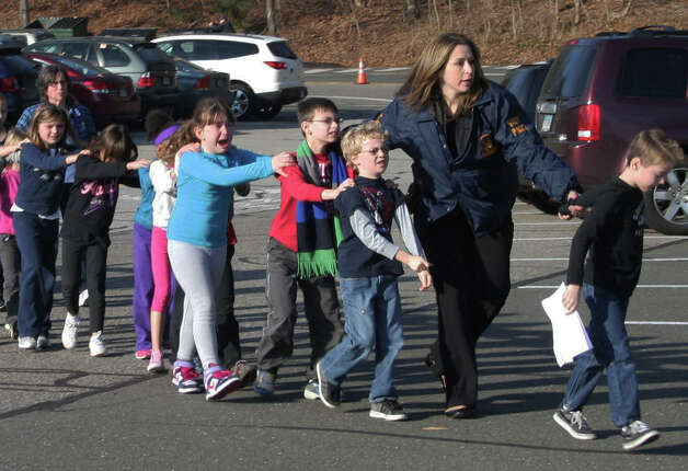 Friday's rampage at Sandy Hook Elementary School in Newtown, Conn.,   coming less than two weeks before Christmas, was the nation's   second-deadliest mass shooting. The death toll of 28, including the   killer and a victim found at a second location, was exceeded only by the   Virginia Tech massacre that left 33 people dead in 2007. The 12 worst  mass shootings in U.S. history: Photo: Shannon Hicks, Associated Press / Newtown Bee