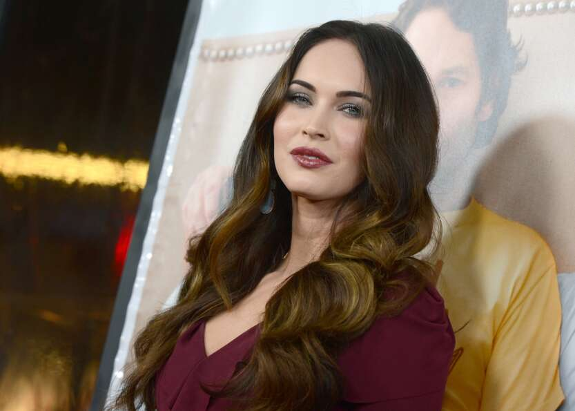 Actress Megan Fox attends the premiere of Universal Pictures' This Is 40 at Grauman's Chinese Theatr