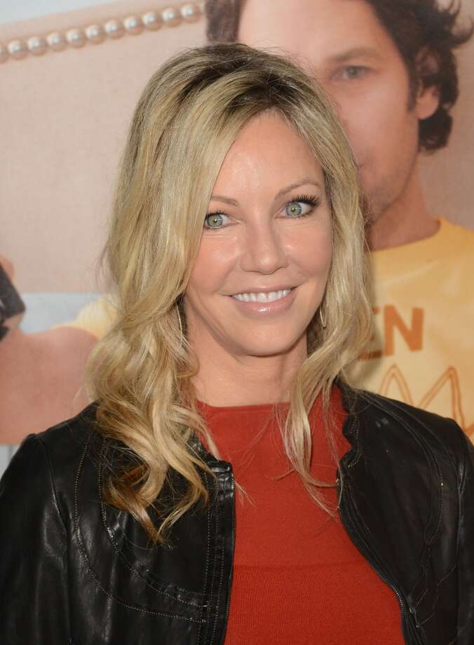 Actress Heather Locklear arrives at the 'This Is 40' - Los Angeles premiere at Grauman's Chinese Theatre on December 12, 2012 in Hollywood, California.  (Photo by Jason Merritt/Getty Images) (Getty Images)