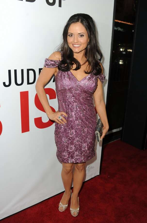 Actress Danica McKellar attends the premiere of Universal Pictures' This Is 40 at Grauman's Chinese Theatre on December 12, 2012 in Hollywood, California.  (Photo by Kevin Winter/Getty Images) (Getty Images)