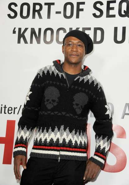 Comedian Tommy Davidson attends the premiere of Universal Pictures' This Is 40 at Grauman's Chinese