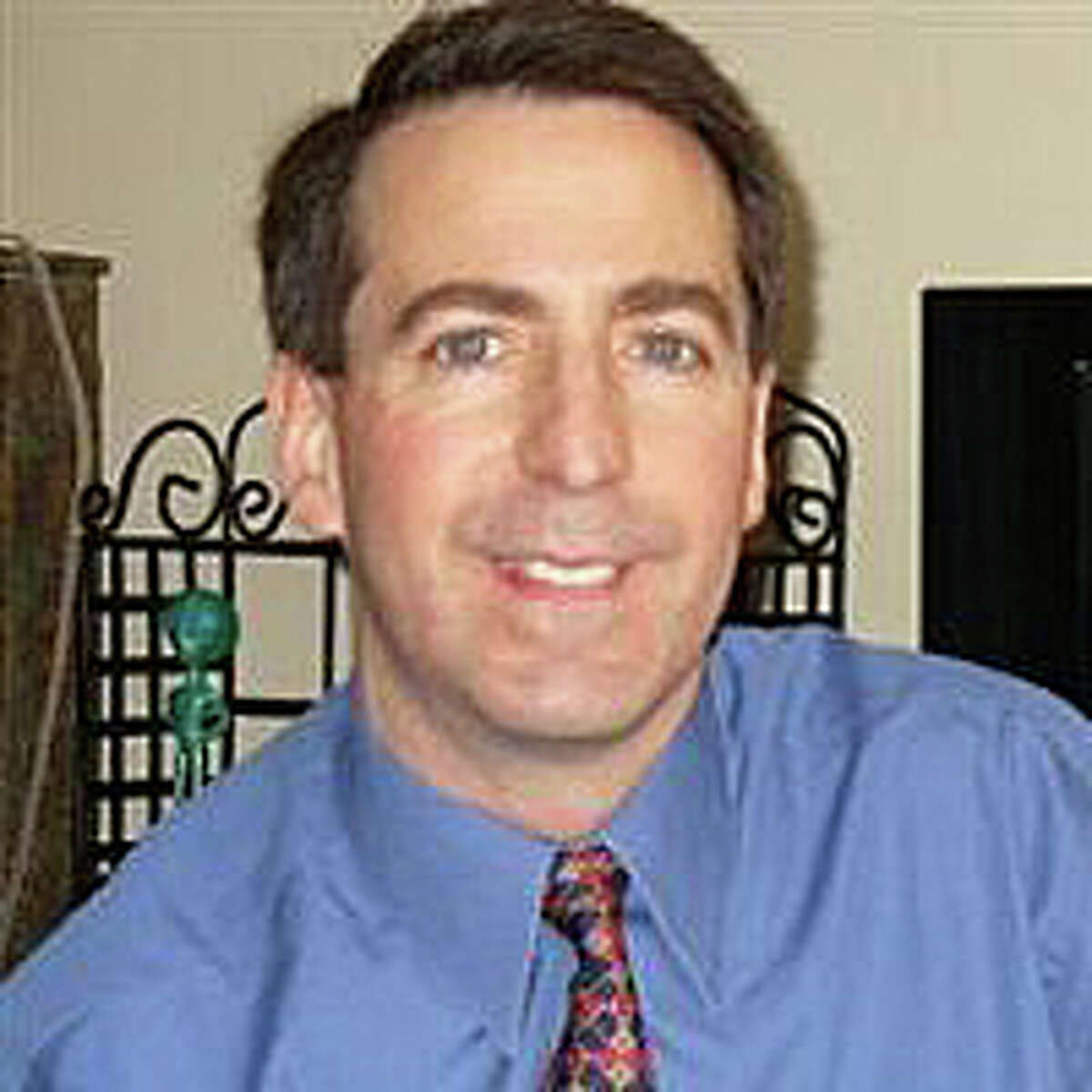 LinkedIn profile photo of Peter Lanza, father of 20-year-old Adam Lanza.