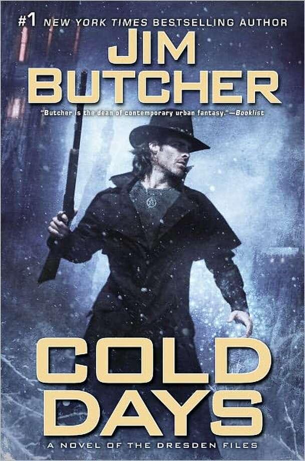 """Cold Days"" by Jim Butcher Photo: Xx"