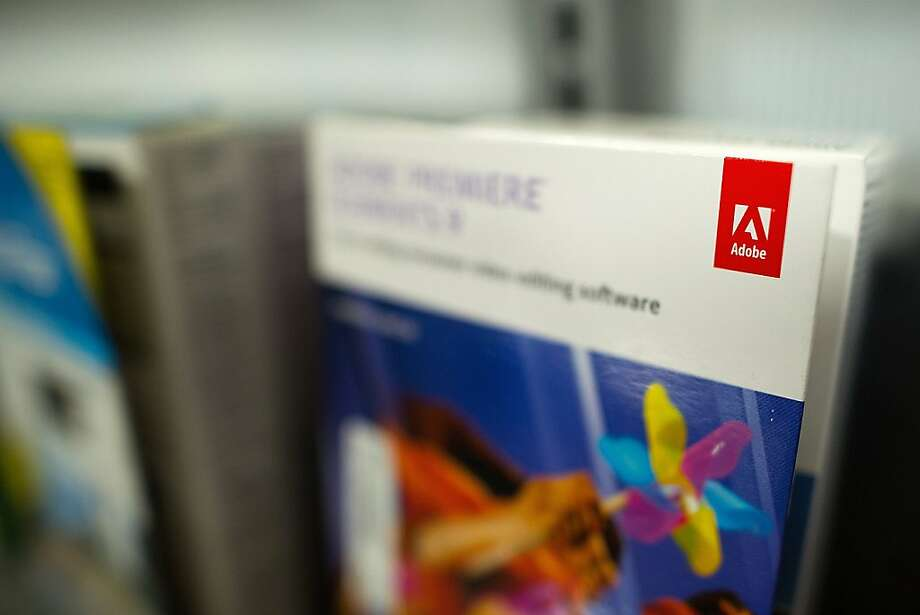As sales top estimates, Adobe Systems' stock has gained 26 percent this year through Thursday. Photo: David Paul Morris, Bloomberg