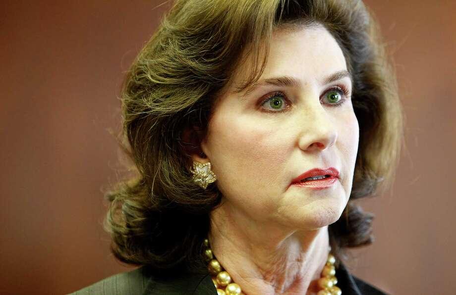 Elyse Lanier has served on the governing board since February 2006. Photo: Karen Warren, Staff / © 2011 Houston Chronicle