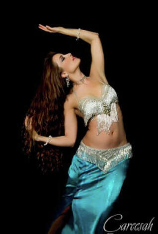 "Careesah will conduct ""Belly Dancing for Kids"" as part of the fun at First Night Danbury on Monday, Dec. 31. The event will run from 4 p.m. to 4:45 p.m. Photo: Contributed Photo"
