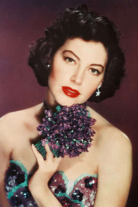 Ava Gardner -- one of the most beautiful women in American cinema. / 2011 Silver Screen Collection