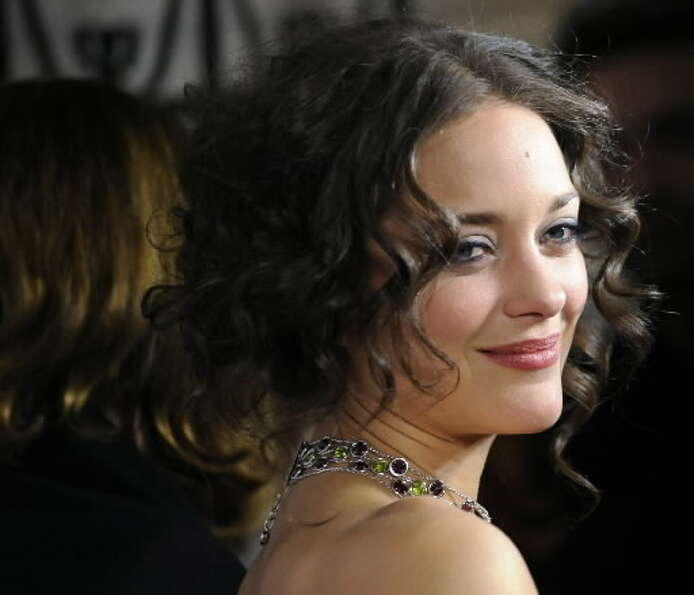 Marion Cotillard -- French actress, passionate and extraordinary: Just wait until you see her in RUS