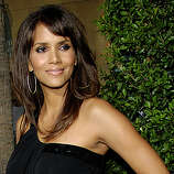Halle Berry, a modern perennial, who appeared this year in CLOUD ATLAS.