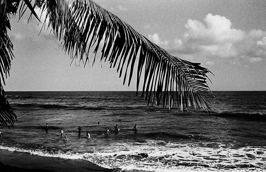 El Salvador beach scene. Photo: Juan Carlos