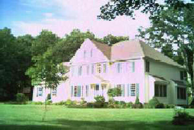 Assesor's database photo of 36 Yogananda St. in Newtown, Conn., reporter home of Nancy Lanza, the mother of Adam Lanza. Photo: Contributed Photo