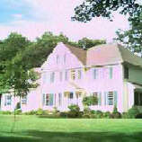 Assesor's database photo of 36 Yogananda St. in Newtown, Conn., reporter home of Nancy Lanza, the mother of Adam Lanza.