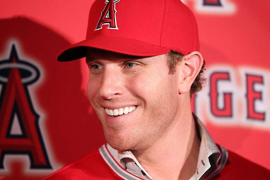 """Josh Hamilton said he was """"a little upset"""" that the Rangers didn't move more quickly. Photo: Victor Decolongon, Getty Images"""