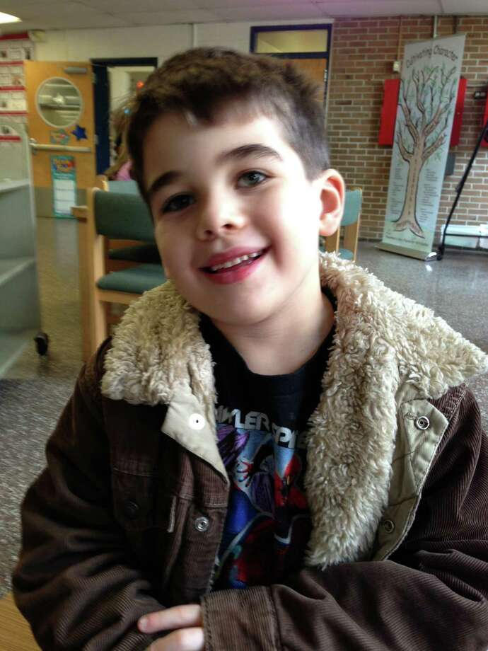 This Nov. 13, 2012 photo provided by the family via The Washington Post shows Noah Pozner. The six-year-old was one of the victims in the Sandy Hook elementary school shooting in Newtown, Conn. on Dec. 14, 2012. (AP Photo/Family Photo) Photo: Associated Press / Family Photo
