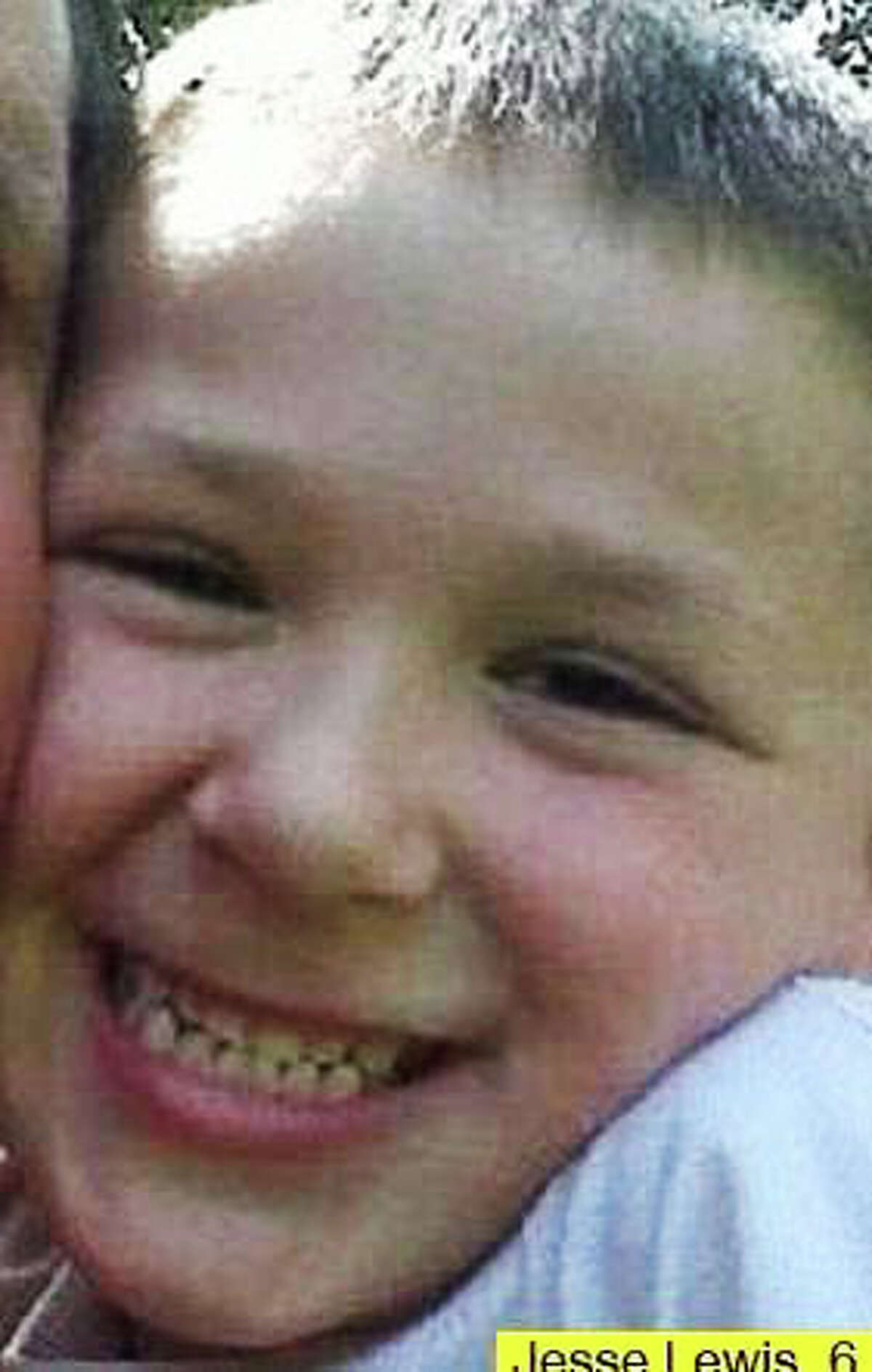 Jesse Lewis, 6-year-old victim of the Sandy Hook Elementary School shooting in Newtown, Conn. on Friday, Dec. 14, 2012.