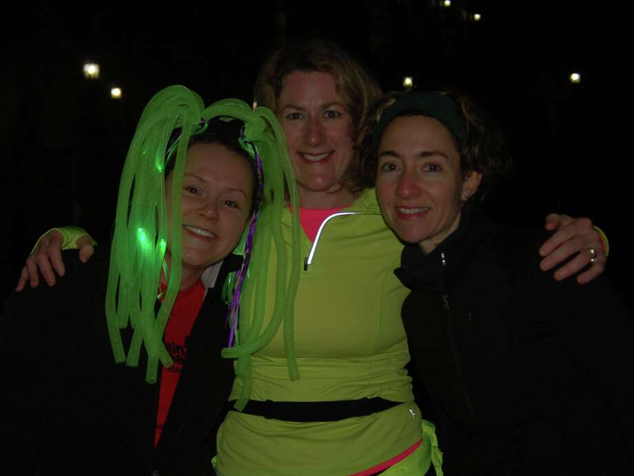 Were you Seen at the 16th Annual Last Run 5k through Capital Holiday Lights in Washington Park on Saturday, December 15th? Photo: Photos By Diana Hawkins