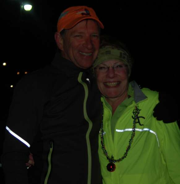 Were you Seen at the 16th Annual Last Run 5k through Capital Holiday Lights in Washington Park on Sa