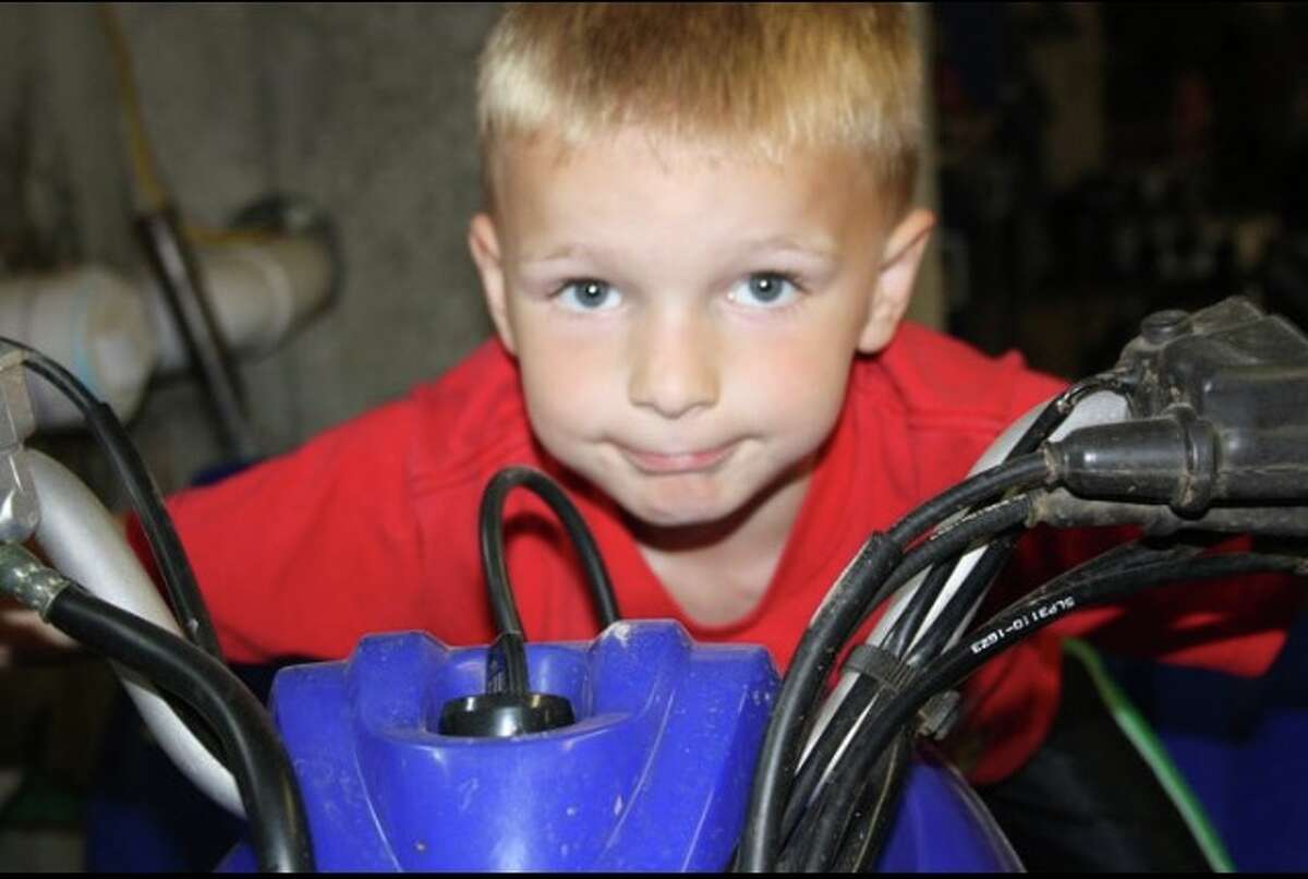 Chase Kowalski, 1st grader at Sandy Hook Elementary School, killed in the mass shooting at the school in Newtown, Conn. on Friday, Dec. 14, 2012.