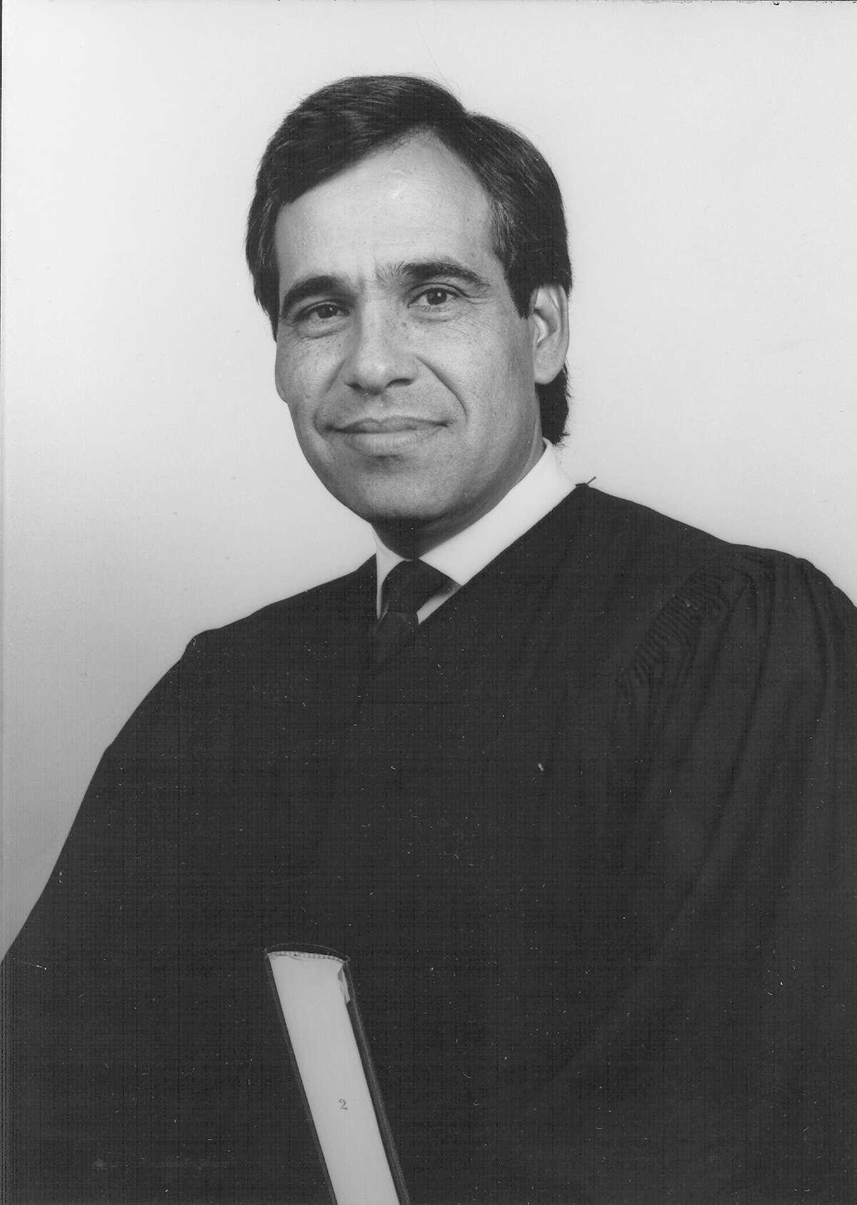Judge Charlie Gonzalez in September 1987.