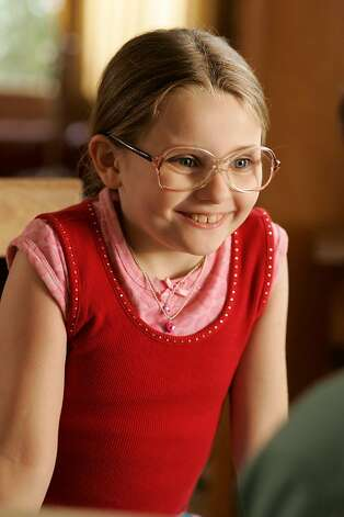 "Abigail Breslin in ""Little Miss Sunshine"" - yup, this was an important movie. Photo: Fox Searchlight Pictures"