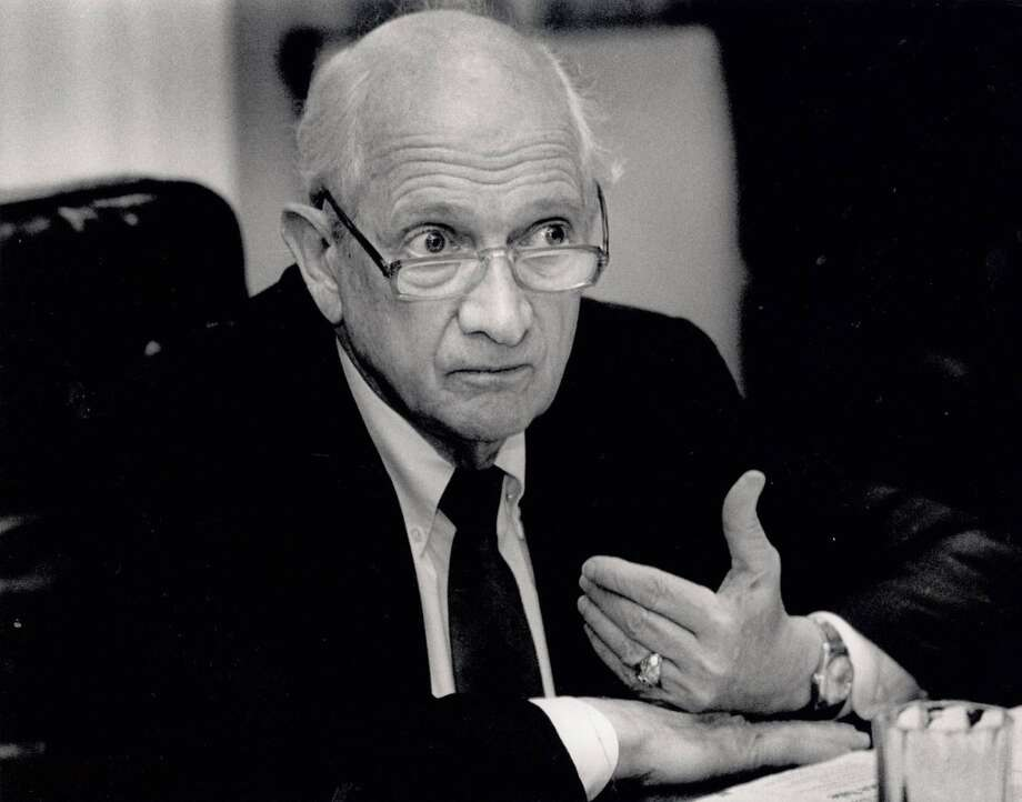 Jack Brooks in 1989.