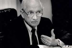 Jack Brooks in 1989. Enterprise file photo
