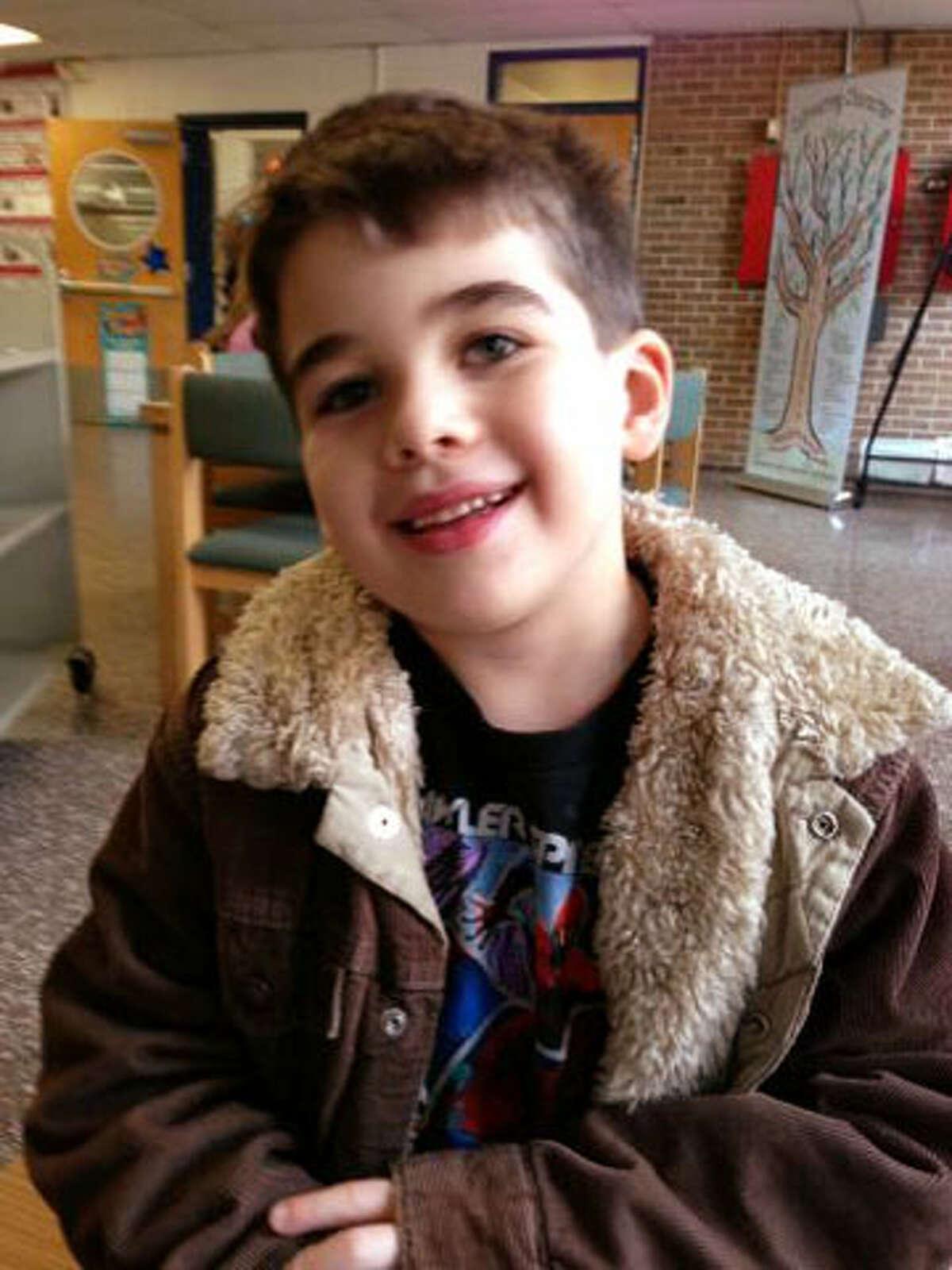 Noah Pozner died in the Sandy Hook Elementary School shooting in Newtown, Conn. on Friday, Dec. 14, 2012.