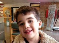 Noah Pozner died in the Sandy Hook Elementary School shooting in Newtown, Conn. on Friday, Dec. 14, 2012.