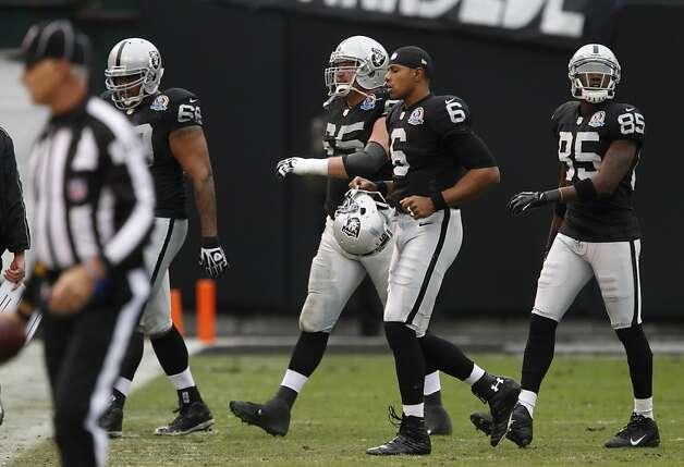 Raiders' Terrelle Pryor gets a series