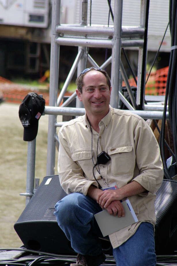 contributed photo 2009 Gathering of the Vibes promoter Ken Hays. Photo: Contributed Photo / Connecticut Post Contributed
