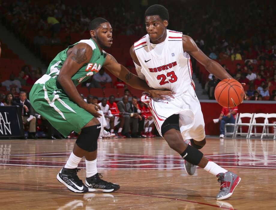 Houston freshman Danuel House set a career high with 22 points. (University of Houston) Photo: University Of Houston
