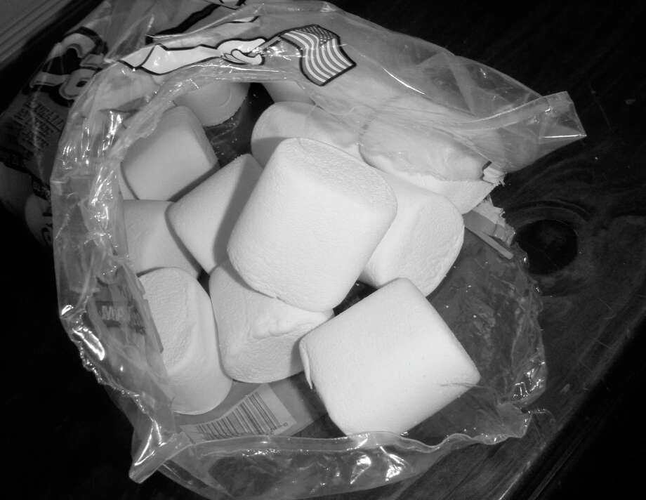 "Beth dolinar shares a recipe she discovered for stale marshmallows - ""open the plastic bag and leave it on the counter for a long time."" Photo: Contributed Photo"