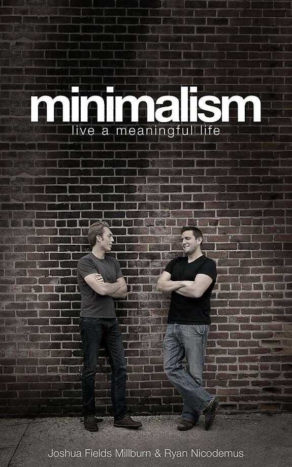 """""""Minimalism"""" Photo: Courtesy Of The Author"""