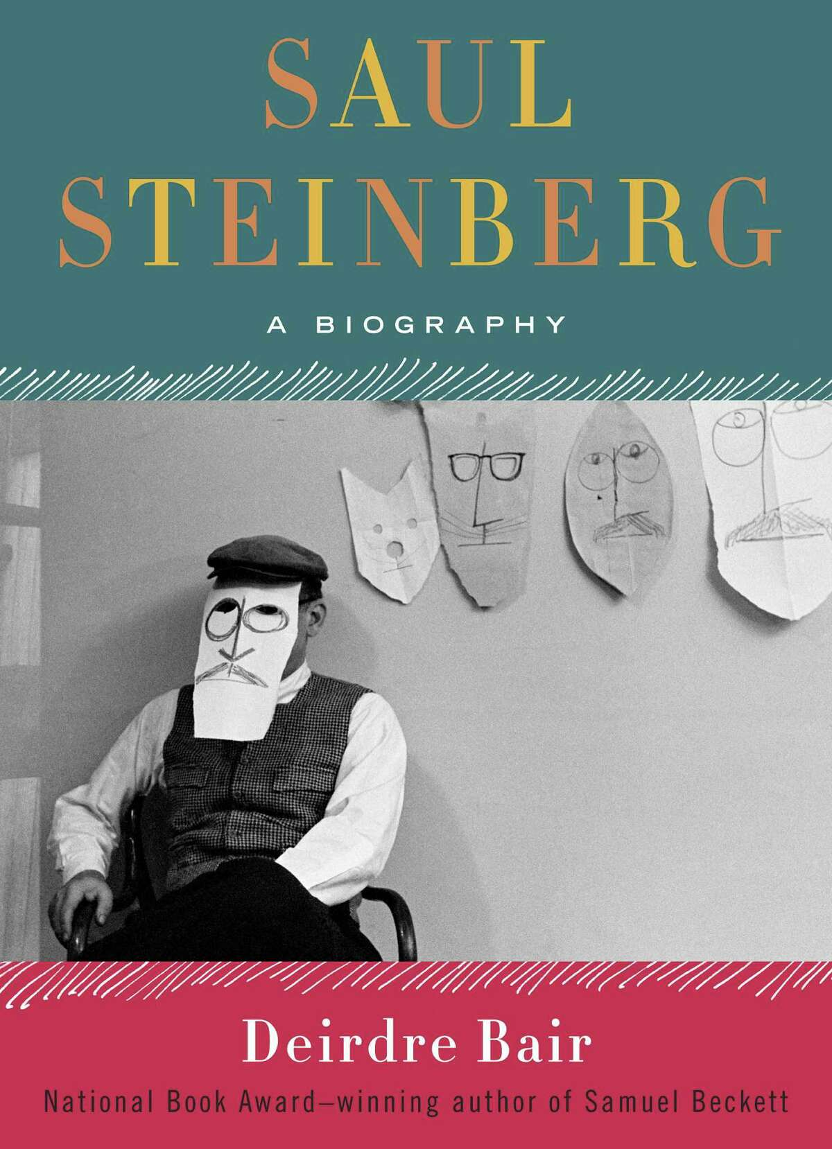 Deirdre Bair's new biography of Saul Steinberg has been named one of the top 100 books of 2012 by the New York Times.