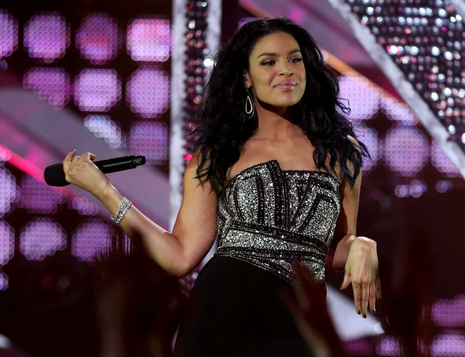 Singer Jordin Sparks performs onstage during VH1 Divas 2012 at The Shrine Auditorium on December 16, 2012 in Los Angeles, California.  (Photo by Christopher Polk/Getty Images) (Getty Images)