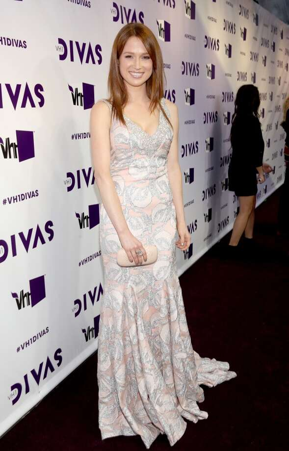 Actress Ellie Kemper attends VH1 Divas 2012 at The Shrine Auditorium on December 16, 2012 in Los Angeles, California.  (Photo by Christopher Polk/Getty Images) (Getty Images)
