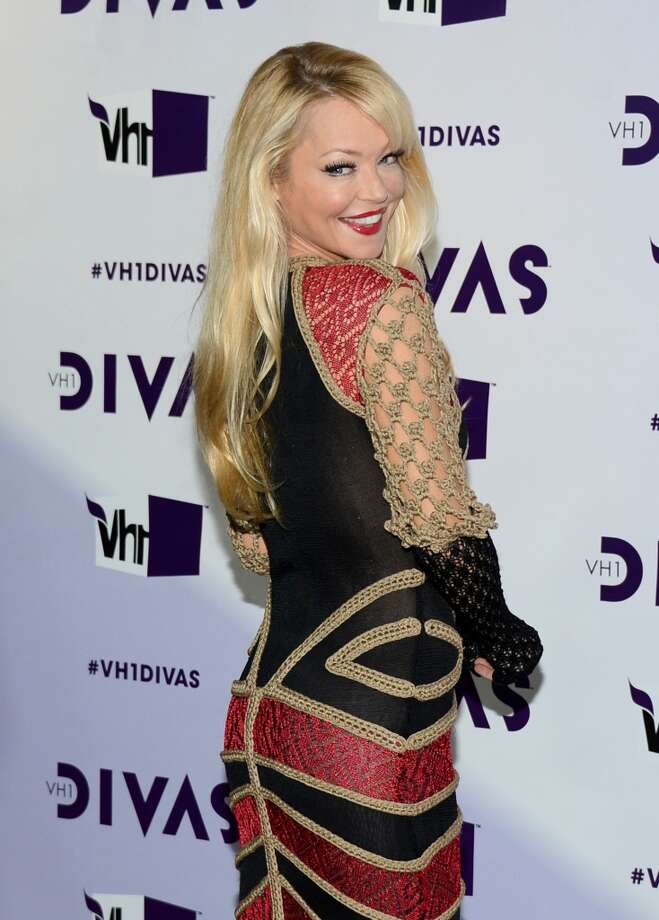 Actress Charlotte Ross attends VH1 Divas 2012 at The Shrine Auditorium on December 16, 2012 in Los Angeles, California.  (Photo by Michael Buckner/Getty Images) (Getty Images)