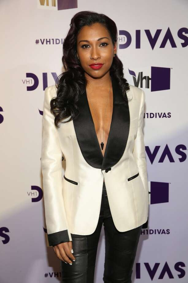Singer Melanie Fiona attends VH1 Divas 2012 at The Shrine Auditorium on December 16, 2012 in Los Angeles, California.  (Photo by Christopher Polk/Getty Images) (Getty Images)