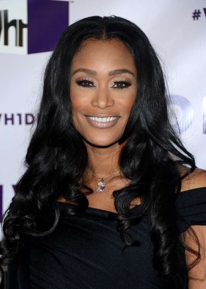 TV personality Tami Roman attends VH1 Divas 2012 at The Shrine Auditorium on December 16, 2012 in Los Angeles, California.  (Photo by Michael Buckner/Getty Images) (Getty Images)