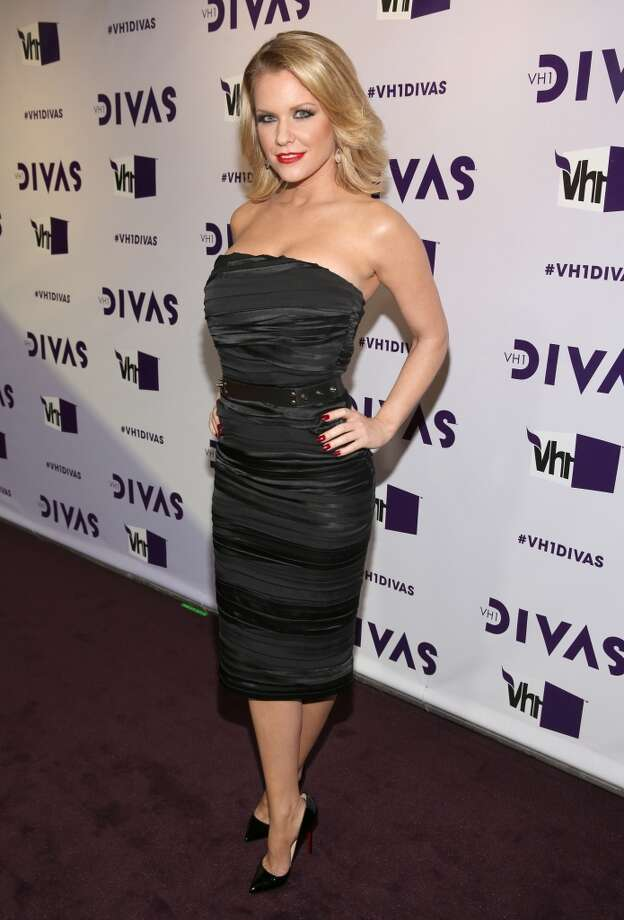 TV personality Carrie Keagan attends VH1 Divas 2012 at The Shrine Auditorium on December 16, 2012 in Los Angeles, California.  (Photo by Christopher Polk/Getty Images) (Getty Images)