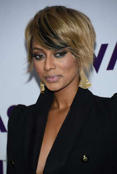 Singer Keri Hilson attends VH1 Divas 2012 at The Shrine Auditorium on December 16, 2012 in Los Angel
