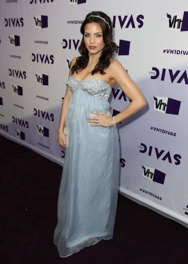 Jenna Dewan-Tatum arrives at VH1 Divas on Sunday, Dec. 16, 2012, at the Shrine Auditorium in Los Angeles. (Photo by Matt Sayles/Invision/AP) (Associated Press)