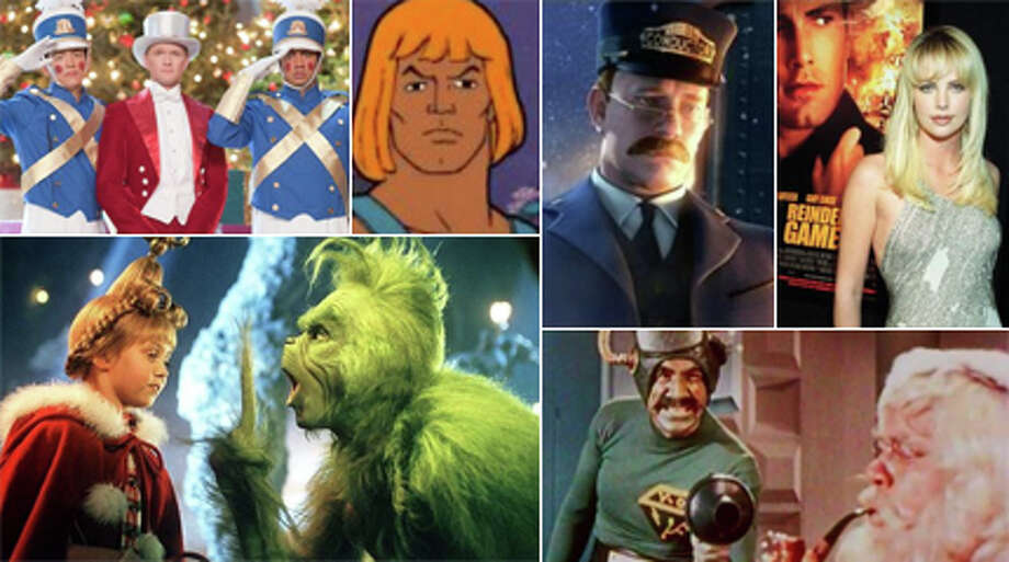 Holiday cheer got you down? Maybe a cinematic break from the holly-jollying is in order. Take a look at Hollywood's oddly lovable, or plainly horrible, holiday offerings.