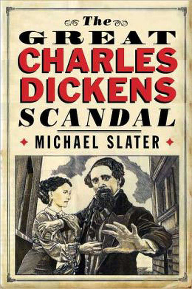 For his 200th birthday, the ghost of Charles Dickens is rubbing his eyes in disbelief, wondering at the attention his admirers are giving his children and his mistress in two new books.