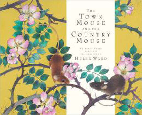 """The Town Mouse and the Country Mouse"" by Helen Ward"