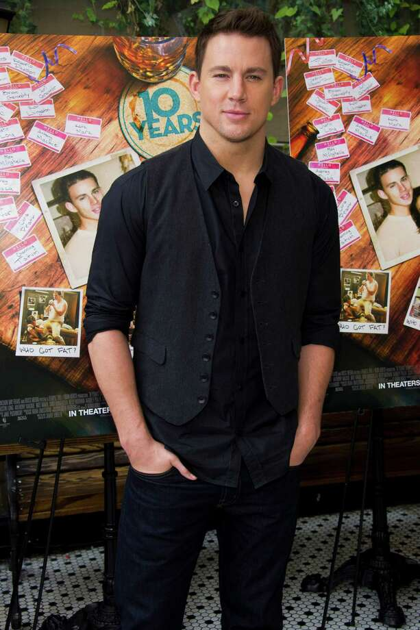 "FILE - In this Sept. 16, 2012 file photo, Channing Tatum attends a brunch event for the new film ""10 Years"" in New York. Tatum and his wife Jenna Dewan-Tatum are expecting their first child in 2013, their reps confirm. (Photo by Charles Sykes/Invision/AP, File) Photo: Charles Sykes"