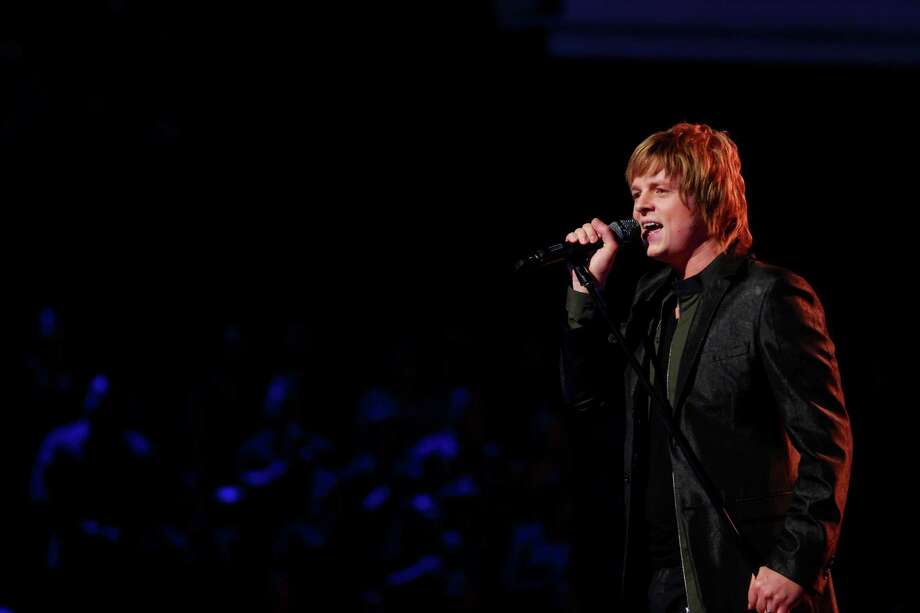 """The Voice"" finalist Terry McDermott. Photo by: Tyler Golden/NBC Photo: Photo By: Tyler Golden/NBC / 2012 NBCUniversal Media, LLC"