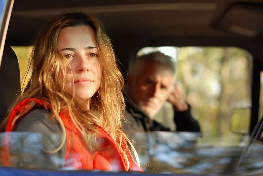 "Linda Cardellini stars as an Afghanistan war veteran adjusting to home life in Liza Johnson's independent film ""Return."" Photo: Dada Films"